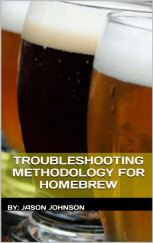 Large book cover: Troubleshooting Methodology for Homebrew