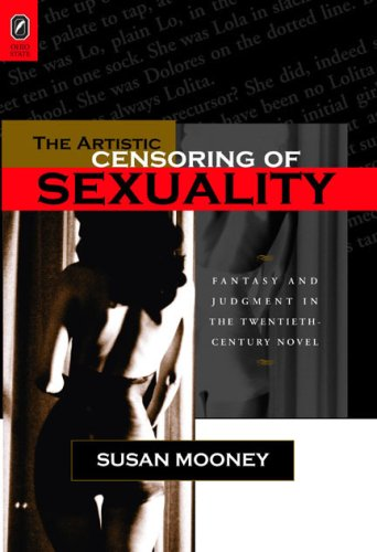 Large book cover: The Artistic Censoring of Sexuality