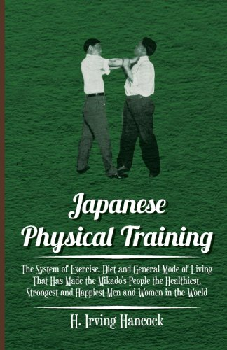 Large book cover: Japanese Physical Training