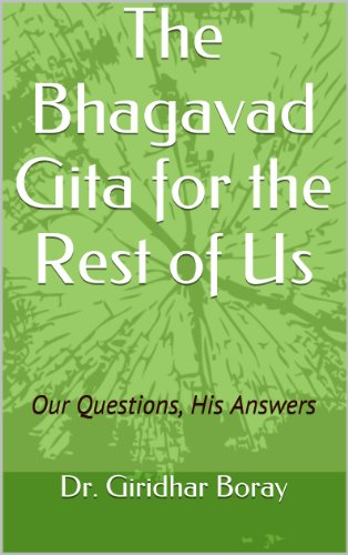 Large book cover: The Bhagavad Gita for the Rest of Us