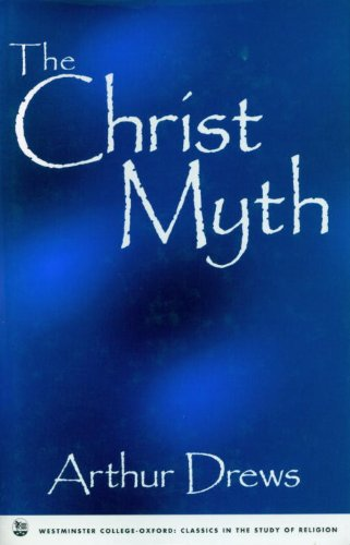 Large book cover: The Christ Myth