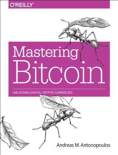 Large book cover: Mastering Bitcoin