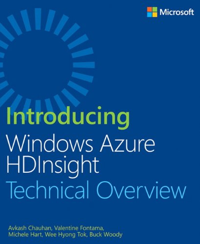 Large book cover: Introducing Microsoft Azure HDInsight