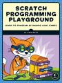 Book cover: Scratch Programming Playground