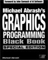 Book cover: Michael Abrash's Graphics Programming Black Book
