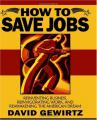 Book cover: How To Save Jobs