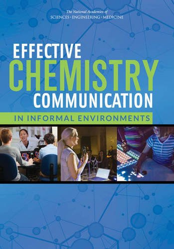 Large book cover: Effective Chemistry Communication in Informal Environments