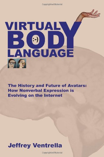 Large book cover: Virtual Body Language
