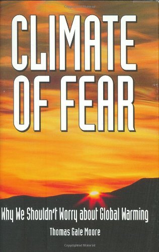 Large book cover: Climate of Fear