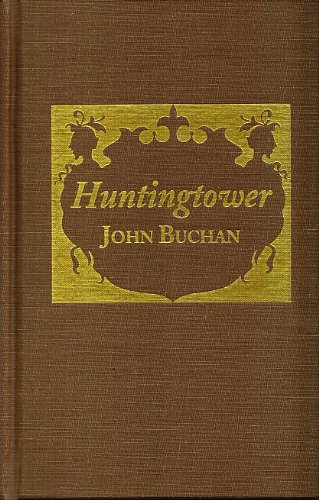 Large book cover: Huntingtower