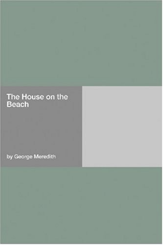 Large book cover: The House on the Beach