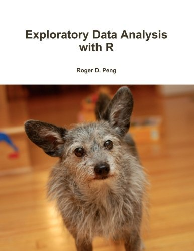 Large book cover: Exploratory Data Analysis with R