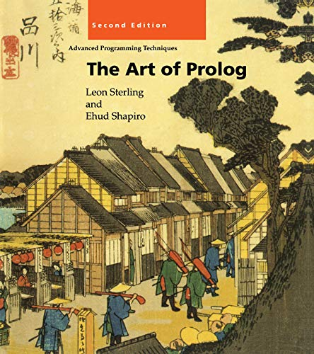 Large book cover: The Art of Prolog