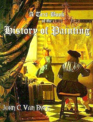 Large book cover: A Text-Book of the History of Painting