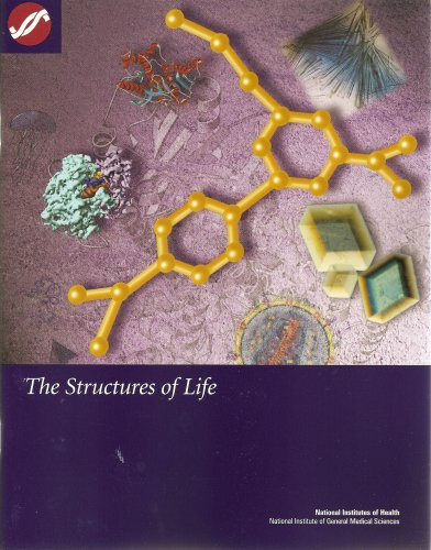 Large book cover: The Structures of Life