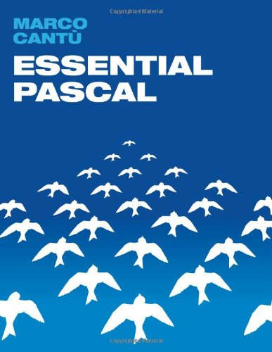 Large book cover: Essential Pascal