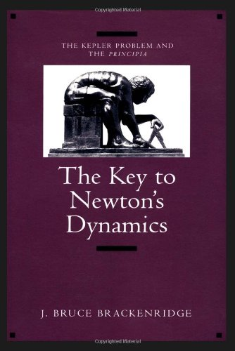 Large book cover: The Key to Newton's Dynamics
