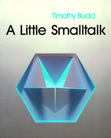 Large book cover: A Little Smalltalk
