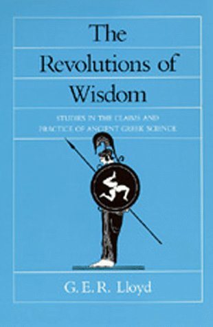 Large book cover: The Revolutions of Wisdom
