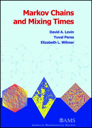 Large book cover: Markov Chains and Mixing Times
