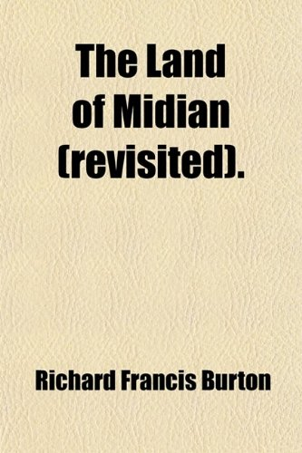 Large book cover: The Land of Midian