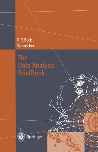 Large book cover: The Data Analysis BriefBook