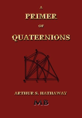 Large book cover: A Primer of Quaternions