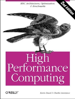 Large book cover: High Performance Computing