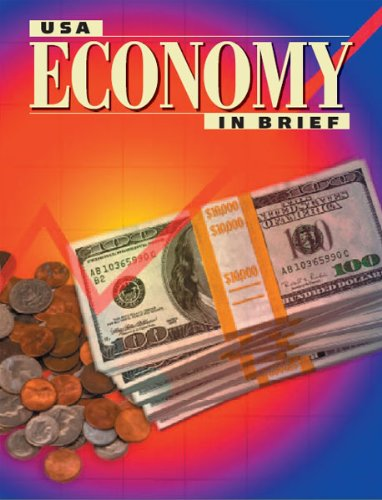 Large book cover: USA Economy In Brief