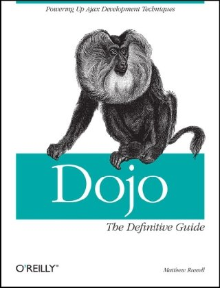 Large book cover: Dojo: The Definitive Guide