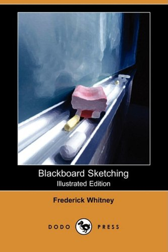 Large book cover: Blackboard Sketchings
