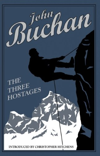 Large book cover: The Three Hostages
