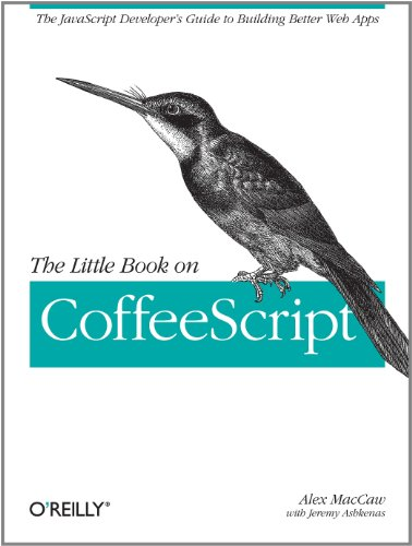 Large book cover: The Little Book on CoffeeScript