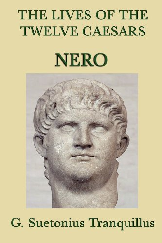 Large book cover: Nero