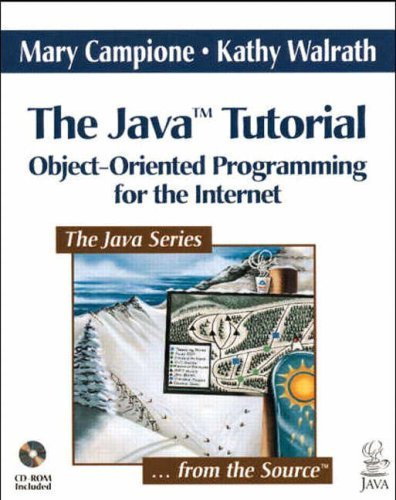 Large book cover: The Java Tutorial