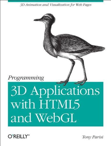 Large book cover: Programming 3D Applications with HTML5 and WebGL
