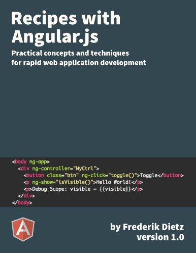 Large book cover: Recipes with Angular.js