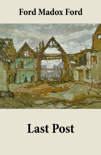 Large book cover: Last Post