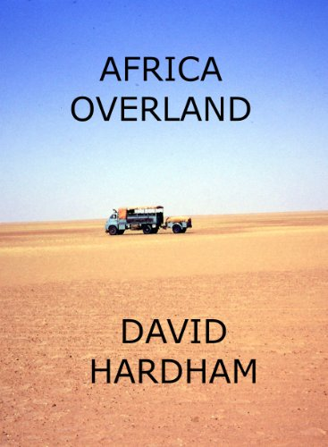 Large book cover: Africa Overland